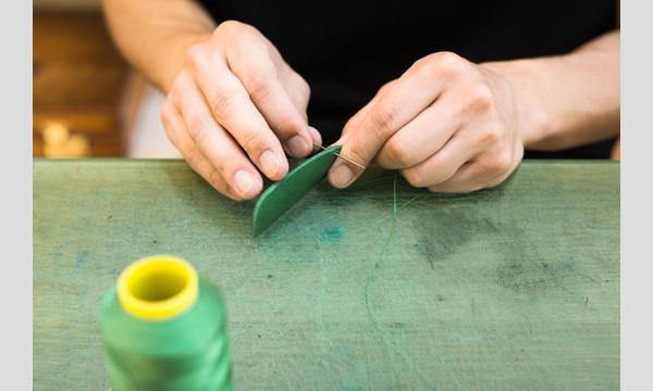 【6/24(日)】革と糸の色を選んで作る 革の靴べらキーホルダーづくり in minneのアトリエ 福岡 イベント画像2