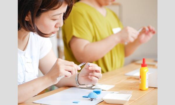 【12/8(土)、9日(日)】鳥待月さんのつまみ細工アクセサリー作り(神戸) イベント画像3