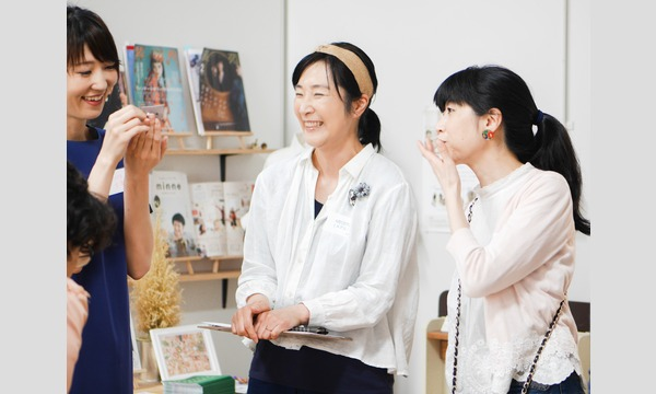 minne LAB 神戸 作家さん向けトークイベント&交流会 イベント画像3