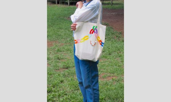【10/6(土)】OTO OTOさんの輪っか飾り柄トートバッグ作り(神戸) イベント画像3