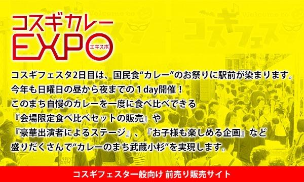 【コスギフェスタ】カレーEXPO限定食べ比べセット イベント画像1