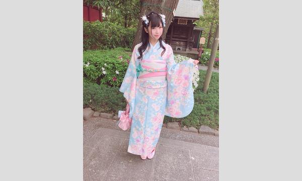 【谷口彩菜】京都・浴衣 個人撮影会 イベント画像1