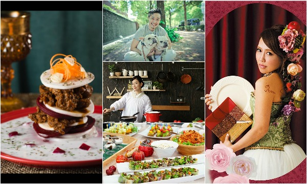 エポラ ビューティーキッチンのレインボー・ローフード料理人も大絶賛!美のプロとコラボレッスン 「食べて美になる発酵ローフードメニューを学んで食べる!」イベント