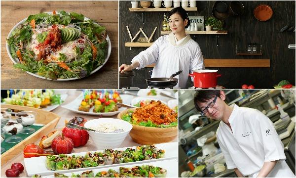 エポラ ビューティーキッチンのMr. FARMER総料理長も大絶賛!美のプロとコラボレッスン、ベジの真実とふんわり美肌ダイエットメニューを学んで食べるイベント