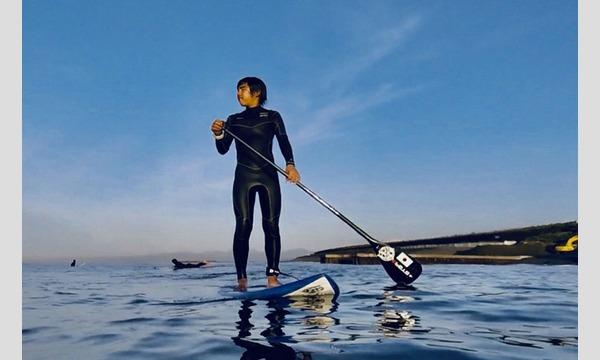 【Hosoii Surf & Sports】未経験者・初心者大歓迎 茅ヶ崎の海をSUPでのんびり水上散歩 イベント画像2