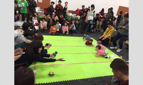 はっぴーひろば 4/9 はいはいレース  第1部@イオンモール名古屋茶屋 イベント画像1