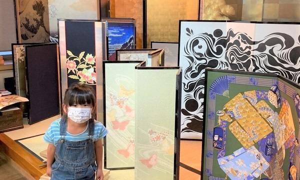 奈良時代から続く伝統工芸を探求★からくり屏風を作ろう イベント画像3