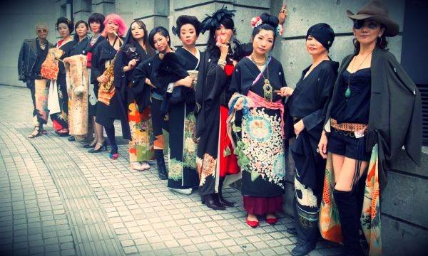 黒留NIGHT~Débutante Ball~@東京キモノショー イベント画像2
