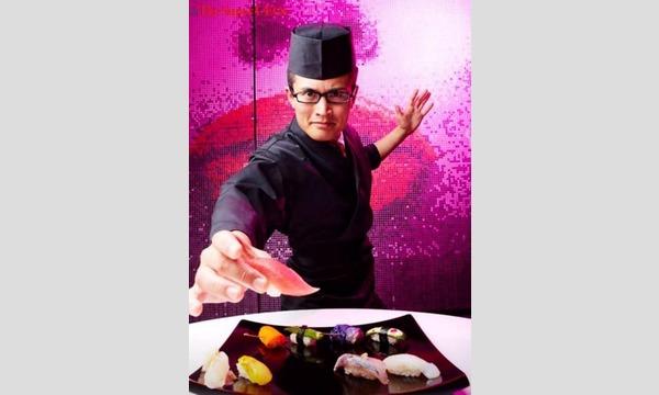 5銘柄の醤油で味わい分ける出張黒澤寿司  イベント画像1