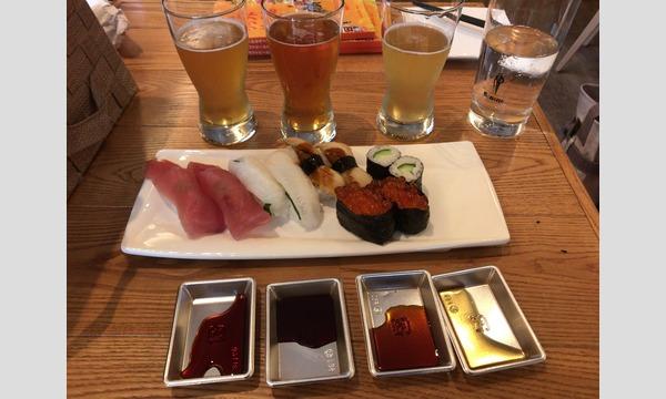 早川寿司を厳選醤油とビールで味わい尽くす イベント画像3