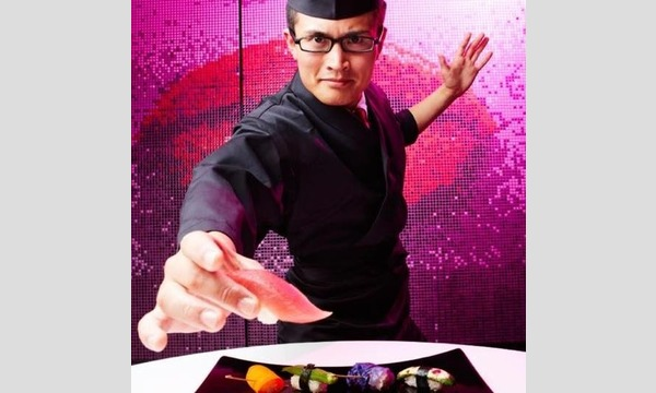 「生成り、」醤油で味わう出張!黒澤寿司 in東京イベント