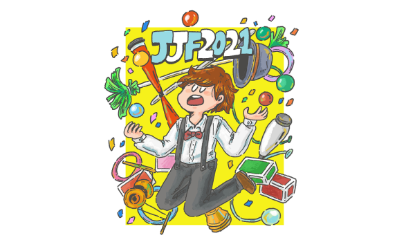 Japan Juggling Festival 2021 in Tokyo