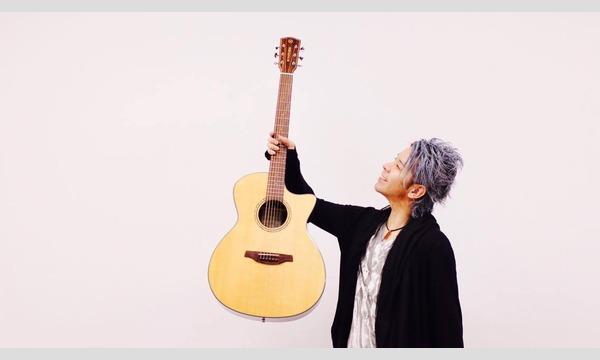 2年ぶりの広島公演「谷本光ソロギターライブ」府中町の隠れ家的・多目的スタジオ「Kissaco」こけら落としイベント イベント画像2