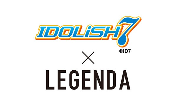『IDOLiSH7×LEGENDA Collaboration Store 』WEB整理券抽選応募ページ イベント画像1