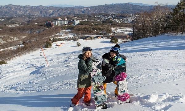 草津温泉スキー場 早割リフト券販売 イベント画像2