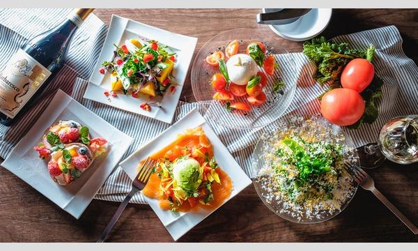 【40歳以上 独身限定】自然派野菜のイタリアンと6種ワインを愉しむお食事会 イベント画像2