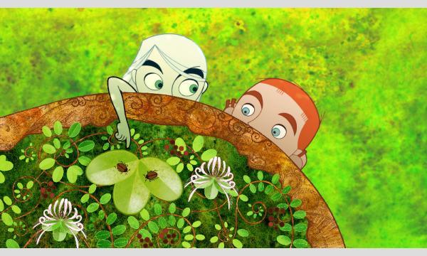 camp de cinema / Forest Screen 『ブレンダンとケルズの秘密』(吹替版) イベント画像3