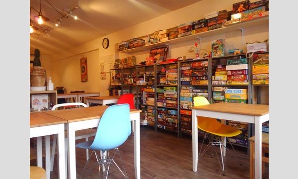 【ドイツゲーム喫茶B-CAFE】ゲームプレイチケット イベント画像1
