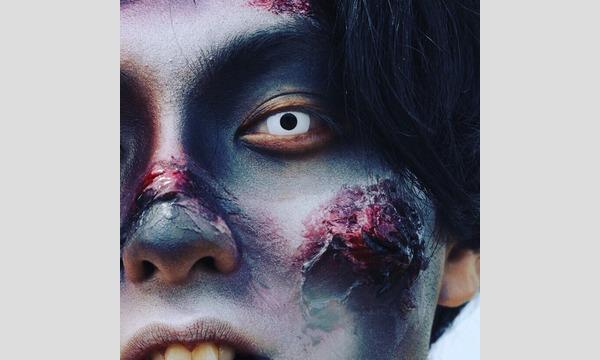 【日本初開催のハロウィンイベント】ゾンビ100体と3時間耐久ガチ鬼ごっこ「ZOMBIE HAZARD(ゾンビハザード)」 イベント画像3