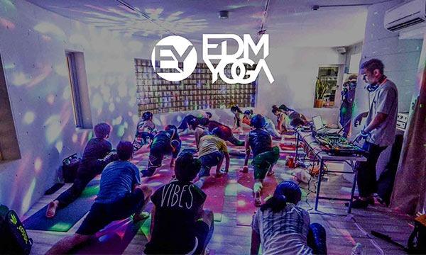 EDM yoga & ハロウィンパーティー in東京イベント
