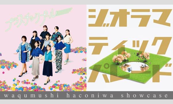 waqumushi haconiwa showcase「プラスチックプール」「ジオラマティックパレード」 イベント画像1
