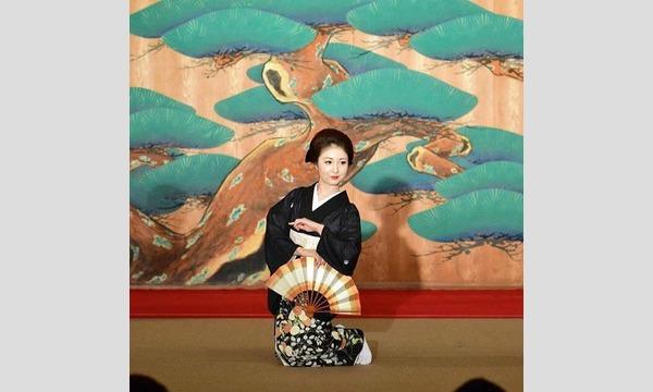 御寺 泉涌寺 舎利殿 日本舞踊公演 2018 イベント画像2