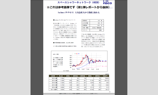 【FISCO】新年度スタートダッシュレポート イベント画像3