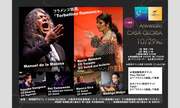 フラメンコ旋風「Torbellino flamenco」(現地観覧席) イベント画像1