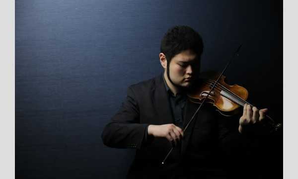 La Musica Collana 事務局の丸山韶 バロック・ヴァイオリン リサイタルイベント