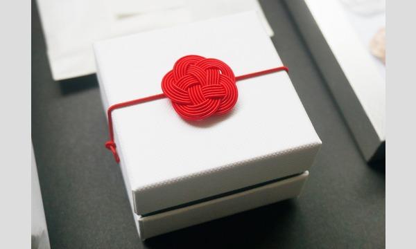 水引ワークショップ~基本の結びで梅の箸置きをつくろう~ イベント画像1