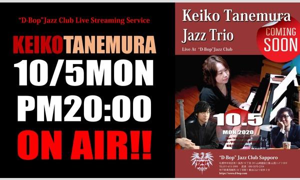 """種村敬子JAZZ TRIO Live at 札幌""""D-Bop""""Jazz Club イベント画像1"""