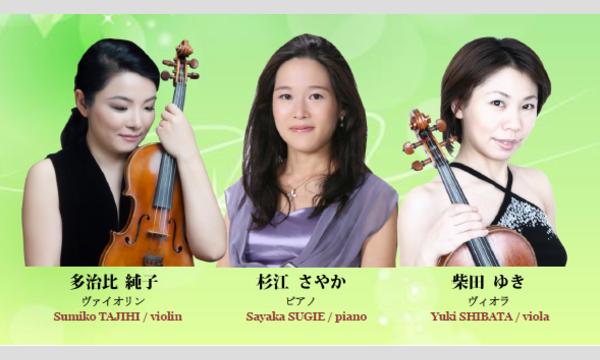 Dianthus Chamber Ensemble Concert イベント画像1