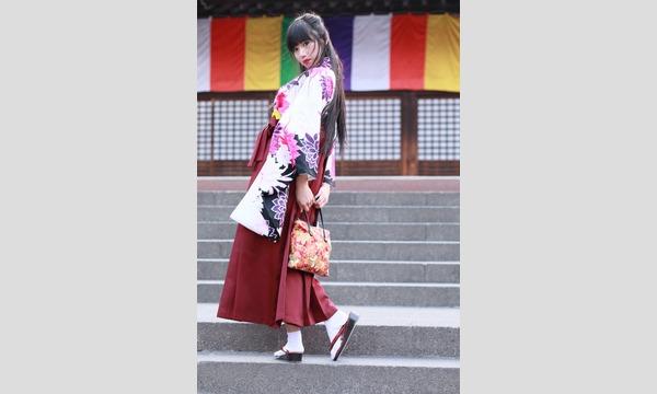 マシュマロ撮影会 2018/2/24 (土)全員袴開催!川越エリア個人撮影会
