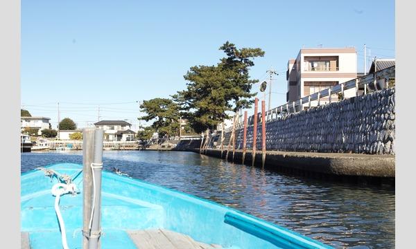 今切の渡し 舞阪宿から新居宿まで船で向かいます 江戸時代にタイムスリップ イベント画像2