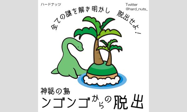 ハードナッツフェスティバル「神秘の島ンゴンゴからの脱出」 9/18(月祝) in東京イベント