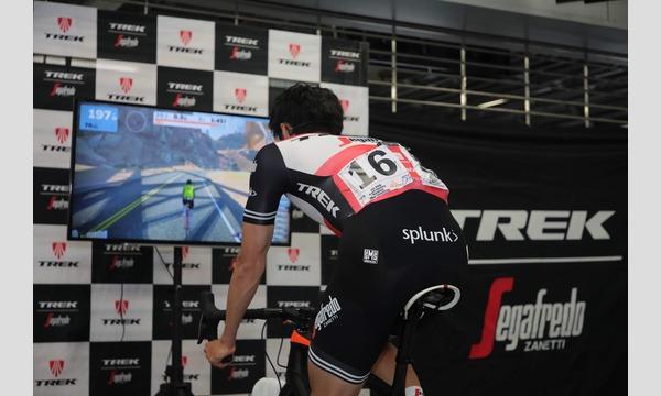 別府史之選手トークショー&Zwiftライド@TREK Bicycle 大阪 イベント画像2