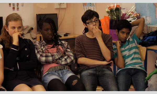 【11/25】「+1CINEMA:D」 映画『バベルの学校』上映会+トークセッション イベント画像3