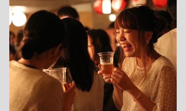 【100対100】酒フェスに合コンイベントが誕生!お酒好きが集まる最大5時間の飲み放題 ※参加条件:恋人がいな イベント画像3