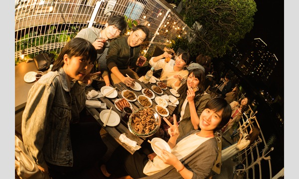 """""""ビアガーデン×サムギョプサル""""肉食恋活パーティー イベント画像2"""
