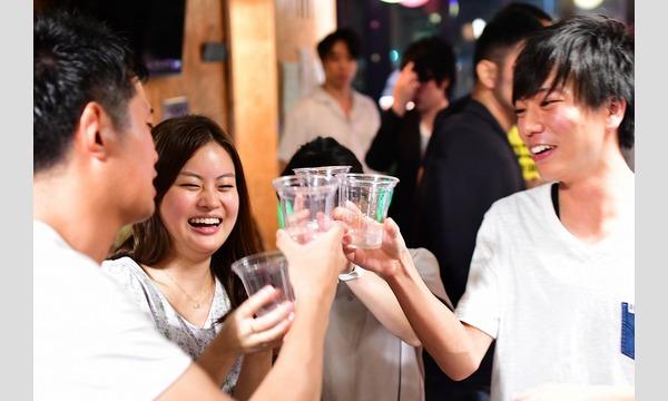【渋宴第1弾】渋谷mikaku(ミカク)× 酒フェスの5時間飲み放題でまぜそば大宴会 イベント画像2