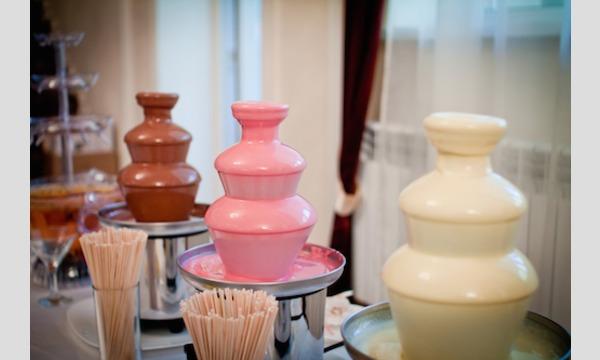 【いちご食べ放題!!】4種のチョコレートフォンデュ(チョコ・抹茶・ホワイト・イチゴ)とお酒のイベント イベント画像2