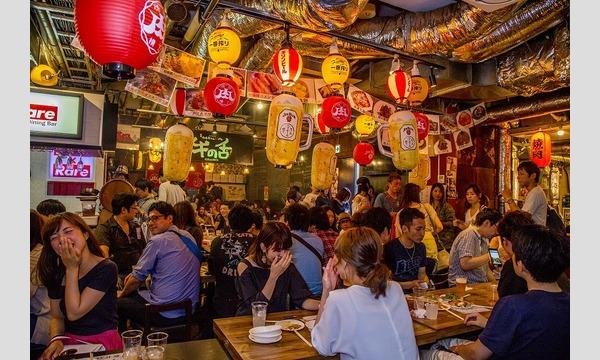 【日本初のお見合い回転横丁】出会いのはしご酒@六本木横丁 イベント画像3