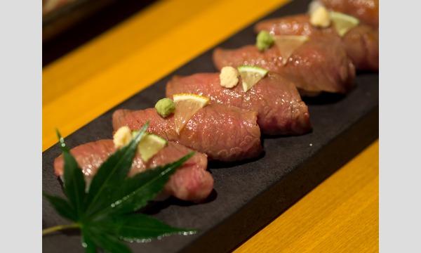 【禁断のNIKUZUSHI】肉のお寿司と蔵元が選ぶ本当に美味しい日本酒を50種類揃えた酒フェス イベント画像2