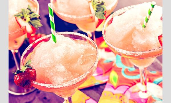 夏がキタ!日本初のフルーツポンチカクテルの中身がすべて「氷結×ICE BOX」!! イベント画像3