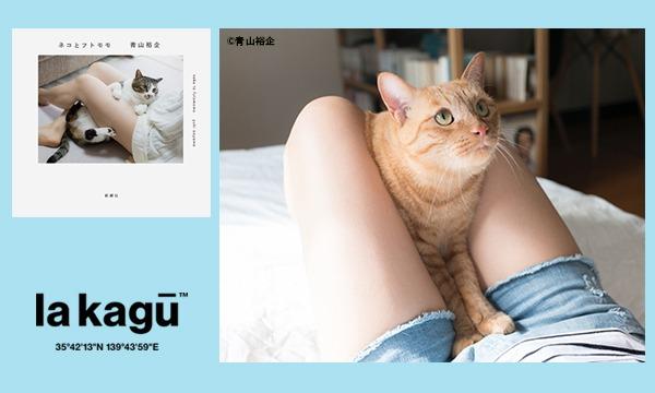 青山裕企「ネコとフトモモ!選手権&トークショー」 イベント画像1