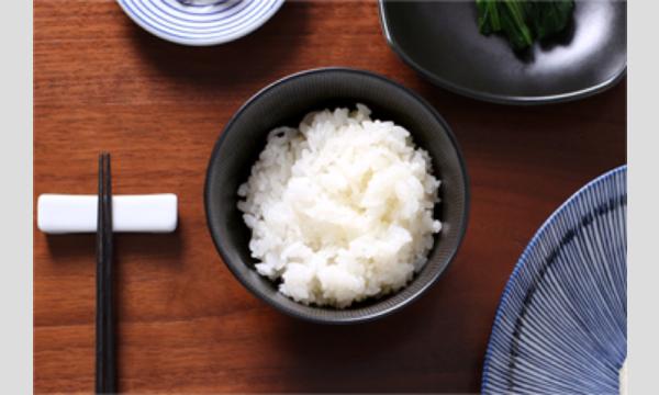 「お米をおいしくする水」で炊いた新米の食べ比べ イベント画像1