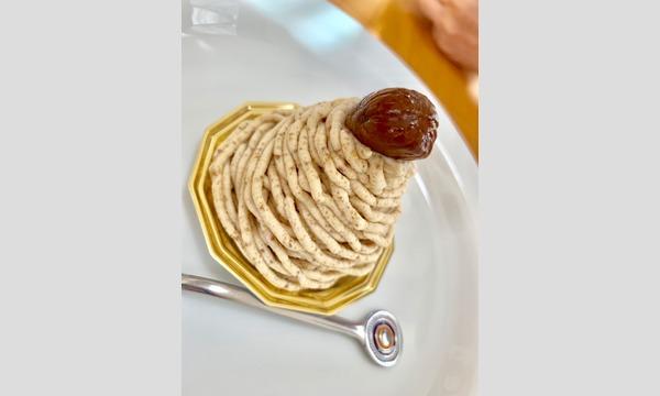 糖質オフ・モンブラン レッスン 〜 砂糖&小麦粉を使わない美味しいモンブランを作ります(^ ^)〜 イベント画像2
