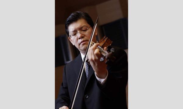 寺神戸亮 バロック・ヴァイオリン・リサイタル イベント画像1