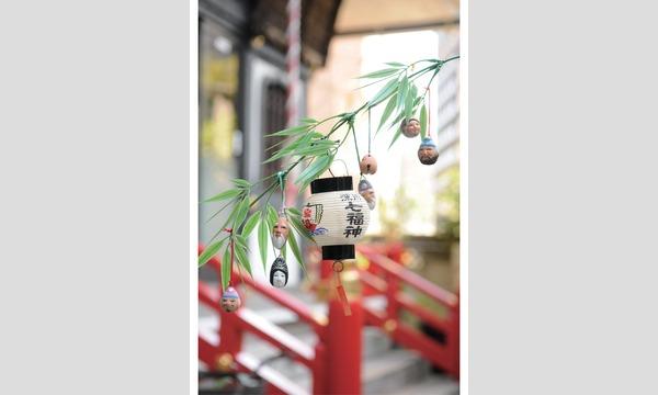1月12日(金)水上バスで行く・深川七福神めぐり