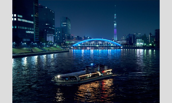 【9/23(土)】ナイトクルーズ「レインボーブリッジ周遊便」 イベント画像2